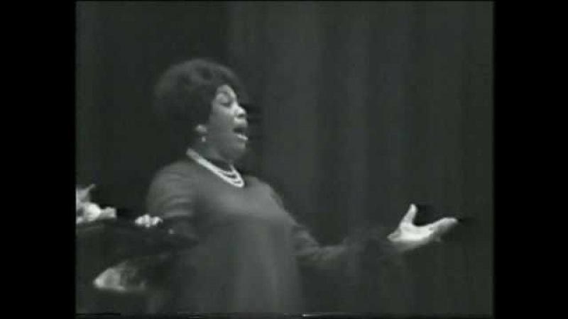 Leontyne Price. Signore ascolta- Turandot (private video).