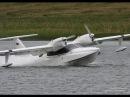 Первая серийная амфибия ЛА 8 Малая авиация