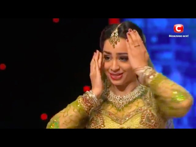 Mohe Rang Do Laal | So You Think You Can Dance | Kathak dance choreo by Svetlana Tulasi