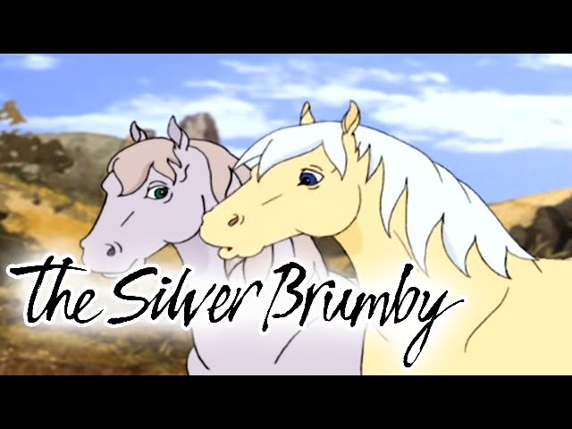 The Silver Brumby 32 Emus Get a Break HD Full Episode