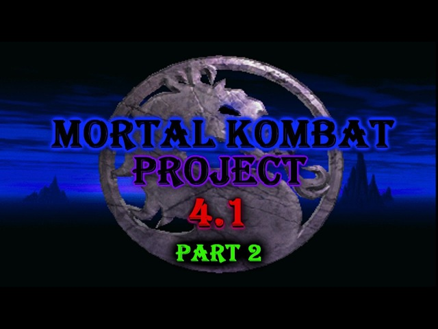 M.U.G.E.N Mortal Kombat Project 4.1 (2.5 season) - Combo Compilation | Part 2