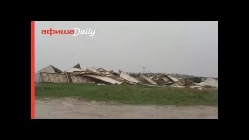 Диверсионное разрушение Пирамиды Голода