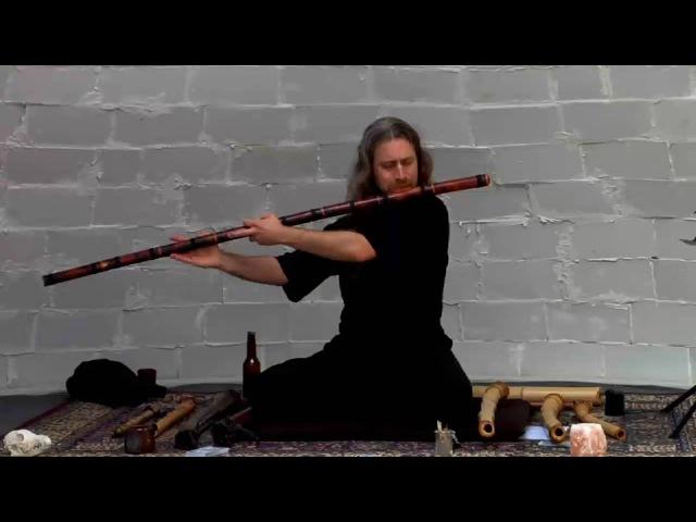 Rajendra Prasanna - Marwa - Indian Bamboo flute - Bansuri