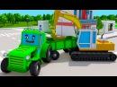 Traktor und Bagger Kinderfilm deutsch - Seezis