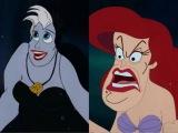 Что будет, если злодеи и герои Disney поменяются лицами