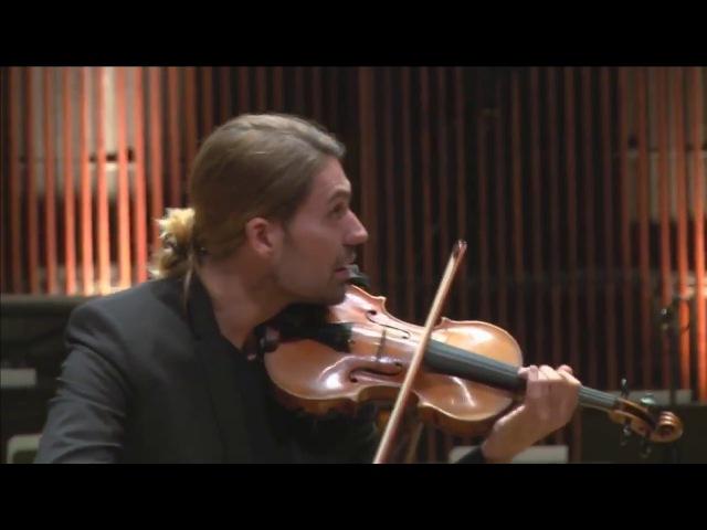 David Garrett - Spring - Vivaldi Four Seasons - Tel Aviv 22122016