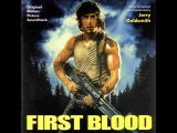 RAMBO Soundtrack - Rambo II Theme + It's A Long Road