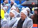 Арт- группа Беларусы - Комбайнёры дожинки 2012