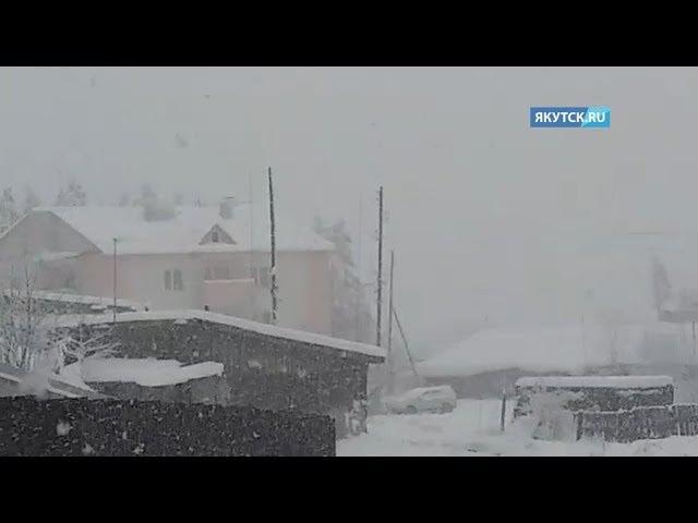 В Алданском районе без электричества остаются более 23 тысяч человек