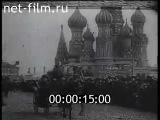 Life of pre-revolutionary Moscow (1900 - 1919) Rare footage