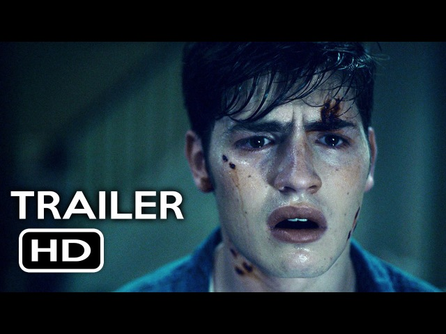 Don't Hang Up Official Trailer 1 2017 Gregg Sulkin Garrett Clayton Horror Movie HD