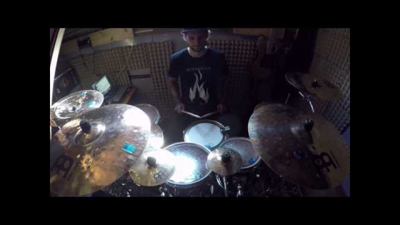 Luka Vezzosi - Thy Art Is Murder - The Purest Strain Of Hate (DRUM COVER)