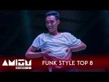 Yuda vs East Side Warrior Funk Style Top8 Eat D Beat AMITY 2017 Bandung, Indonesia