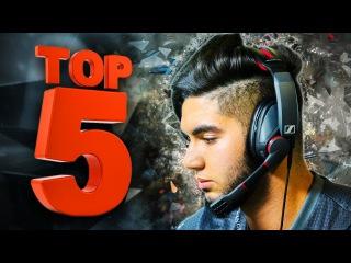 CSGO | TOP 5 PLAYS - SCREAM #3
