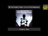 Fat Freddy's Drop - Live At The Matterhorn - 02 - Rain