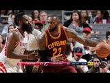Обзор НБА Кливленд Кавальерс – Хьюстон Рокетс 02.11.16