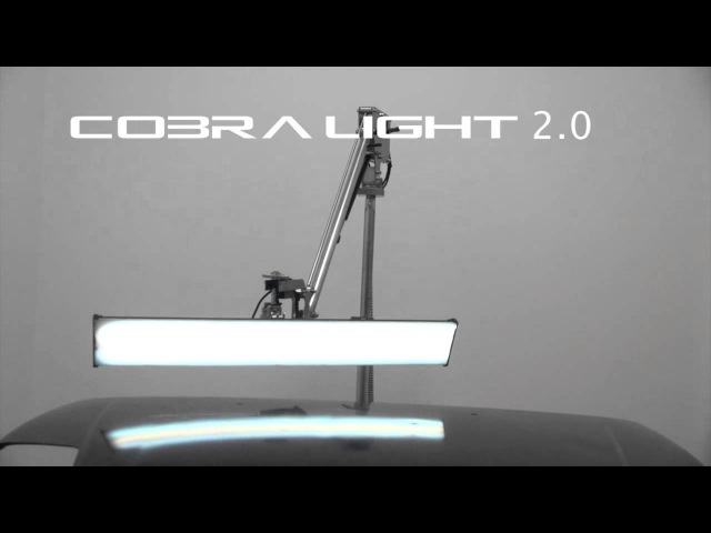 Revolution dent, Cobra Light, PDR Tools, PDR light, led (lampade per levabolli)