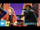 Ed Sheeran Ft. Lil Uzi Vert Perform 'Shape of You' 'XO Tour Llif3' - VMAs 2017 | MTV Music