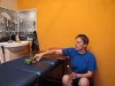Разработка локтя после травмы Пирамидка The development of the elbow after injury Pyramid