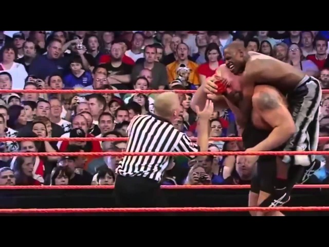 Флойд Мэйвезер против Биг Шоу Big Show vs Floyd Mayweather