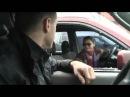 Знакомство с девушкой на машине Прикол 2013