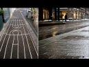 Бизнес идея из Исландии тротуары с подогревом