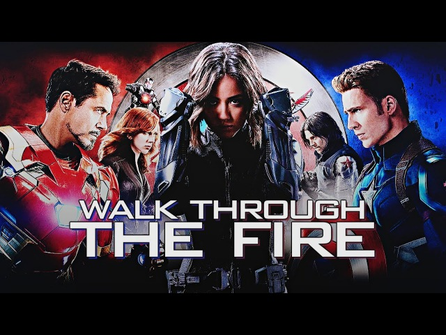 Daisy Johnson the Avengers | Walk Through the Fire