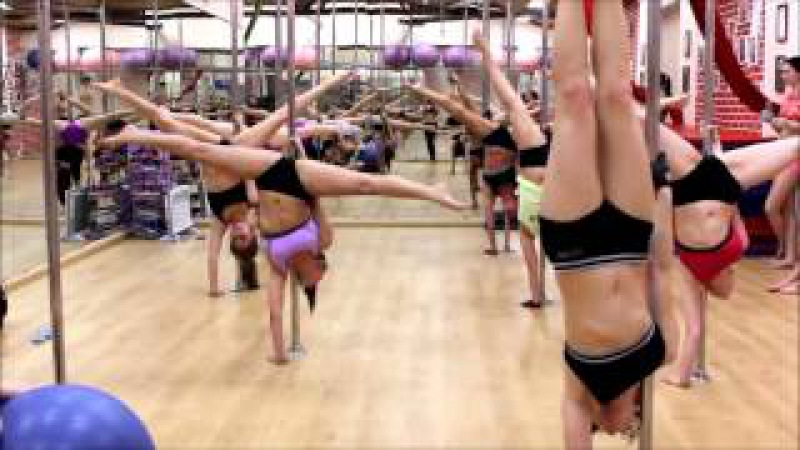 Тренировки в Pacific Pole Dance Studio, г. Владивосток