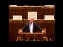 M. Mazurek: sfunkčnenie referenda a stav demokracie na Slovensku (18. schôdza - 16. 6. 2017)