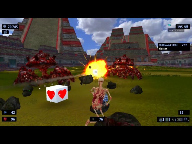Serious Sam HD: The Forest and the Desert - Dunes and Gateway
