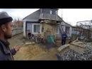 🏘 Строим гараж, день 81 Заливка плиты перекрытия подвала