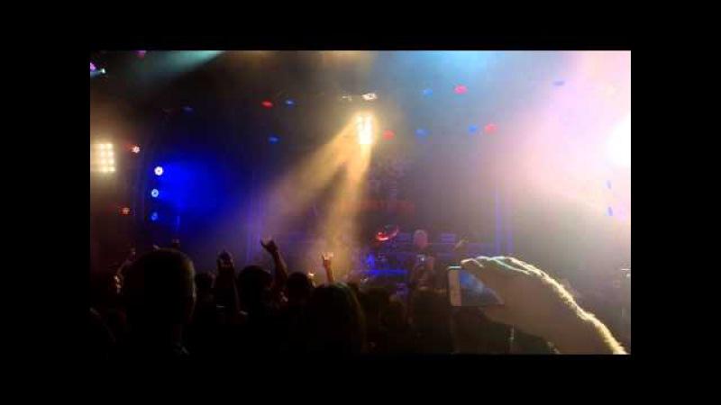 Raubtier Live Sabaton Cruise 2012 Världsherravälde *With Snowy Shaw (Sabaton)*