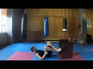 Как накачать ноги в домашних условиях - тренировка мышц ног дома