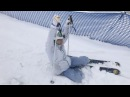 Дарья и Сергей Пынзарь отдыхают на горнолыжном курорте в Сочи