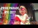 PRIDE PARADE NYC 2017