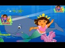 Dora the explorer Dora Mermaid Adventure. Games for kids Online