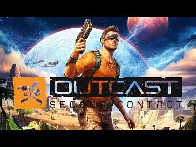 Outcast™: Second Contact ► Заценим...