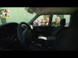 Funny video of Putin, his generals and a new vehicle for Russian army