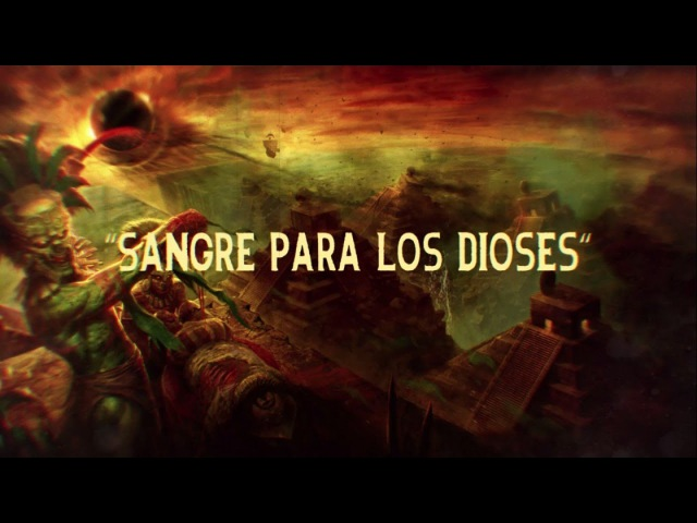 Impureza - Sangre Para Los Dioses (official lyric video)