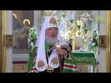 Проповедь в день памяти свв. блгвв. кнн. Даниила Московского и Александра Невского