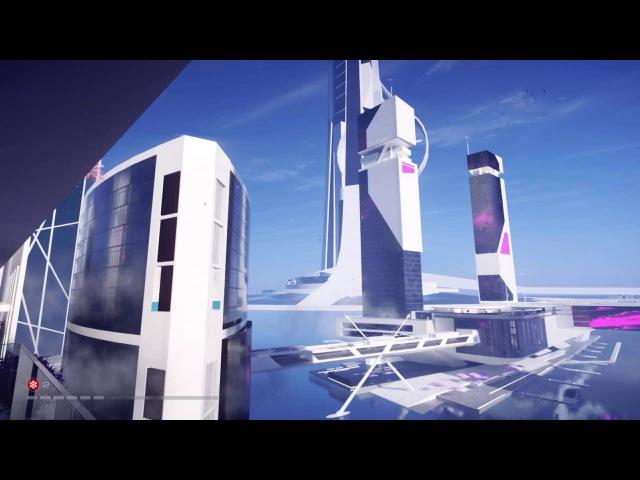 Mirror's Edge vaporwave | LUXURY DO653