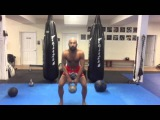 CROM's Corner Pressure Cooker  Muay Thai Conditioning Work Out Part B
