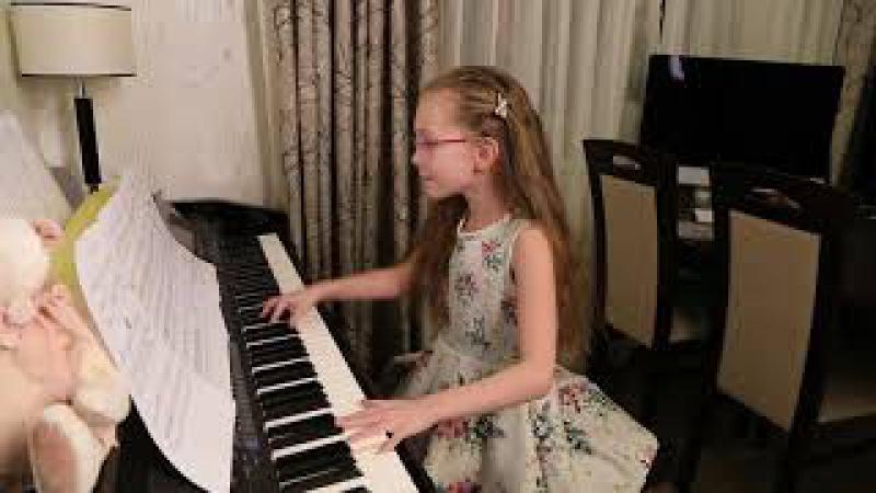 СИНЯЯ ВЕЧНОСТЬ - Виктория Старикова - 9 лет