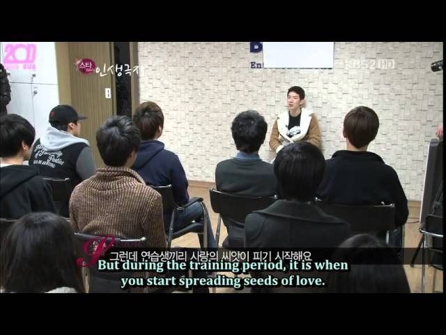(ENG) 120322 BTS at 2am Star Life Theatre EP4 [PreDebut BTS]
