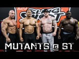 Deadlifting Mutants ft. Larry Wheels, Stan Efferding, Steve Gentili, Tee Popoola