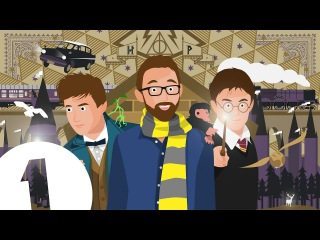 Harry Potter Fantastic Beasts: The Secret Of The Wizarding World | Documentary from BBC Radio 1