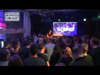 Suyano - Live Hardwell On Air 300 [HOA 300]