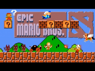 Epic Mario Bros: Третий инвайт