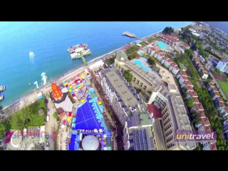 Орандж каунти в кемере, турция новое видео - orange county resort hotel 5 kemer new video
