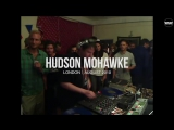 Hudson Mohawke at Boiler Room in 2010